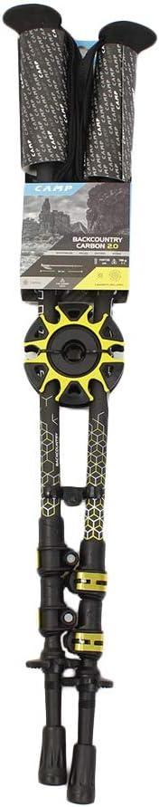 カンプ(カンプ) バックカントリーカーボン2.0 5262100 ブラック FF