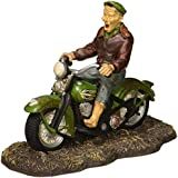 Department 56 Snow Village Halloween Ghost Rider on the Road Accessory, 3.31 inch