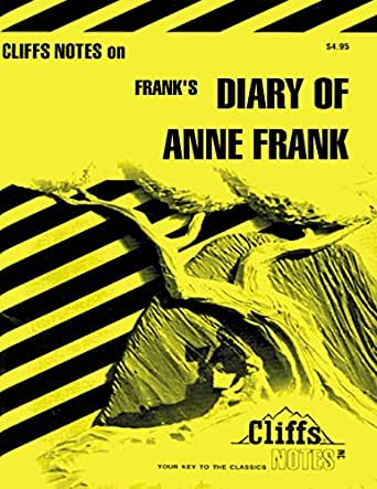 Cliff notes on diary of anne frank