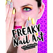 Freaky Nail Art with Attitude (DIY Fearless Fashion)