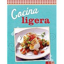 Cocina ligera: Recetas variadas para todos los días (Deliciosas recetas para el verano)