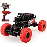 Goolsky JJR/C Q45 480P Camera WiFi FPV 2.4G 4WD RC Rock Crawler Off-Road Buggy Car
