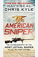 American Sniper: The Autobiography of the Most Lethal Sniper in U.S. Military History Mass Market Paperback
