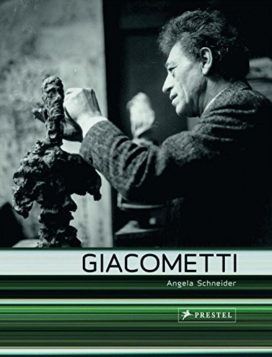 Giacometti: Relief Paintings Drawings (Art Flexi Series)