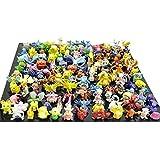 OliaDesign Complete Set Pokemon Action Figures