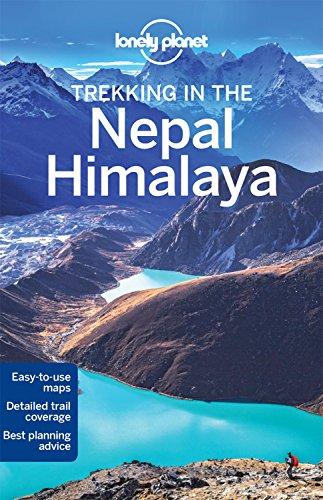 Lonely Planet Trekking in the Nepal Himalaya (Travel Guide) [Lonely Planet - Bradley Mayhew - Lindsay Brown - Stuart Butler] (Tapa Blanda)