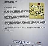 Arnold Palmer Jack Nicklaus Gary Player signed