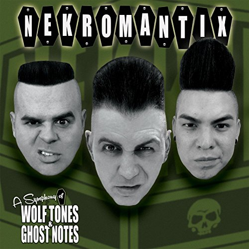 Nekromantix - A Symphony Of Wolf Tones & Ghost Notes (2016) [FLAC] Download