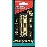 "Makita B-39584 Impact Gold #2 (2-1/2"") Phillips"