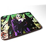 The Joker / Batman/Dark Knight Wooden Drinks Coaster - High Gloss Finish - Premium Quality by KUSTOM DESIGN