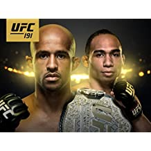 Get Ready for UFC 191