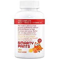 SmartyPants Kids Complete Gummy Vitamins: Multivitamin...