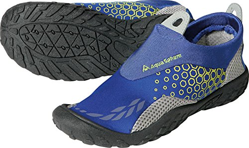 Aqua Sphere Sporter Water Shoes Black Blue