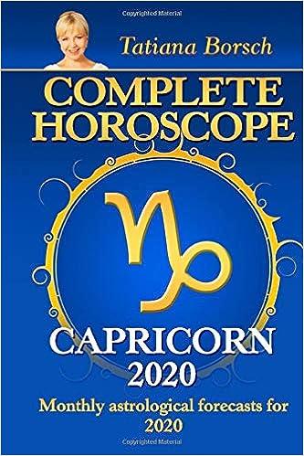 horoscope for capricorn march 13 2020