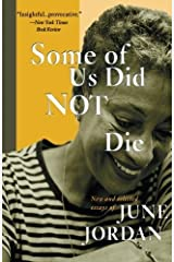 Some of Us Did Not Die: New and Selected Essays (New and and Selected Essays) Paperback