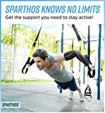 Sparthos Arm Compression Sleeves - Forearm Brace