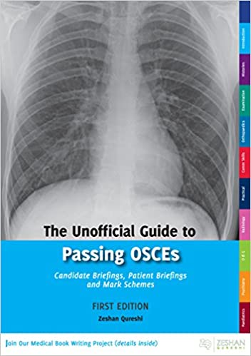 The Unofficial Guide To Passing Osces Pdf