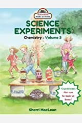 Science Experiments in a Bag (Chemistry) Volume 3: Activities Made at Home Paperback