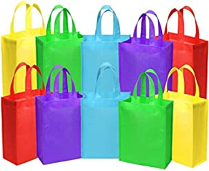 d1db6d9b39f4 Ava   Kings Reusable Party Favor Kids Goodie Bags - Solid Rainbow by Ava    Kings