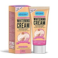 Whitening Cream, Effective Brightening Cream for Lightening & Brightening Armpit...
