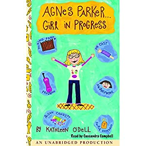 Agnes Parker...Girl in Progress Audiobook