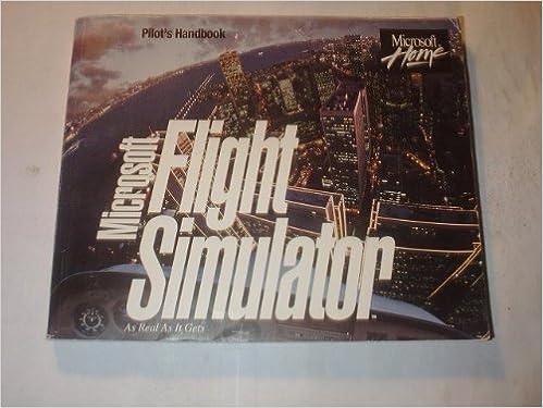 Microsoft Flight Simulator Book