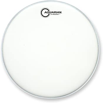 aquarian drumheads tchf6 hi frequency 6 inch tom tom drum head musical instruments. Black Bedroom Furniture Sets. Home Design Ideas