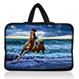 "Horse 15"" Laptop Neoprene Soft Case Sleeve Bag + Hide Handle For 15.6"" Macbook Pro Retina Samsung Dell Asus Toshiba,15.6"" HP Pavilion ASUS Dell Acer Sony PC,15.6"" HP Pavilion dv6,15.6"" Apple Sony IBM HP Toshiba Asus Acer,15.6"" Toshiba L50,Acer V5,HP G6,15.6"" Dell inspiron 15 15R,HP Envy 15,Acer TimelineX 5820T 15"" Laptop,15.6"" Asus Fujitsu Samsung,15.6"" DELL XPS 15,Dell Inspiron 15R"