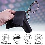 Microfiber Cloth Jewelry Lens Eyeglass Cleaner 30x