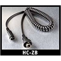 J&M HC-ZB Z-Series Lower-Section 8-pin Cord for 1980-2011 Honda and J&M 5-pin A