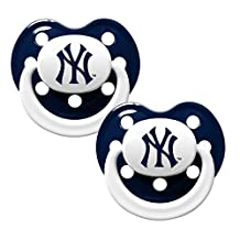 Baby Fanatic Pacifier, New York Yankees