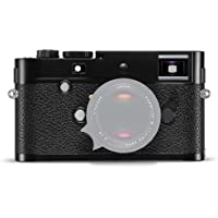 Leica M-P (Typ 240) Digital Rangefinder Camera (Black) (International Model no Warranty)