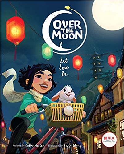Over the Moon: Let Love In Tapa dura
