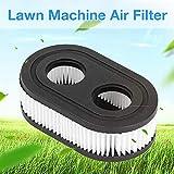Lawn Mower Filter- Mower Filter Lawn Machine Air Filter Garden Machinery Air Filter for Briggs & Stratton 798452 593260 5432 5432K Replacement