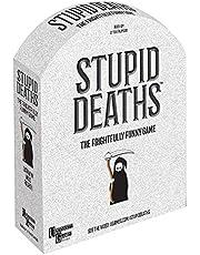 Stupid Deaths bordspel