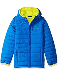 Boys' Powder Lite Puffer Water-Resistant Insulated Jacket