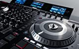 Numark NS7III | 4-Channel Motorized DJ Controller & Mixer with Screens and free Remix/Sampling Program downloads USED