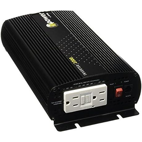 Xantrex 813 1000 UL XPower 1000W Inverter GFCI