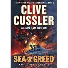 Sea of Greed (The NUMA Files Book 14)