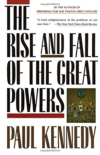 The Take and Fall of the Great Powers