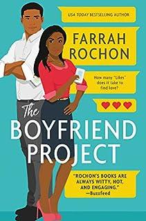 Book Cover: The Boyfriend Project
