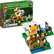 LEGO Minecraft The Chicken Coop 21140 Building Kit (198 Pieces)