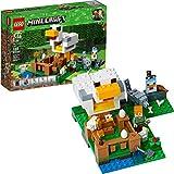 LEGO Minecraft The Chicken Coop 21140 Building Kit (198 Pieces)
