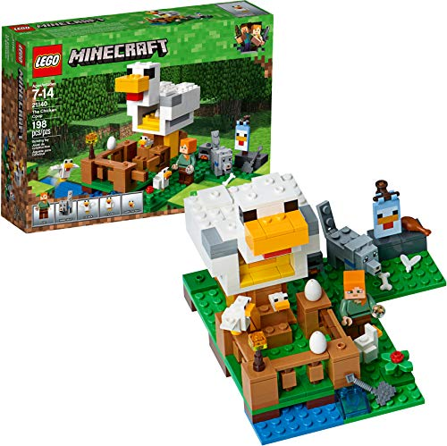Lego Minecraft The Chicken