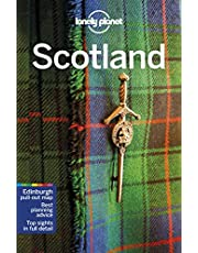 Lonely Planet Scotland 10 10th Ed.: 10th Edition