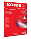 Kores Carbon Paper, Blue, for Handwriting, 21 x