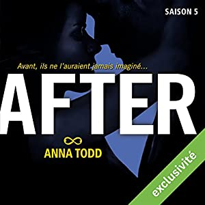 After: Saison 5 | Livre audio