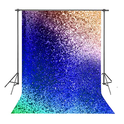 FUERMOR Background 5x7ft Colorful Photography Backdrop Makeup Party Photo Video Props Unique Design GEFU855