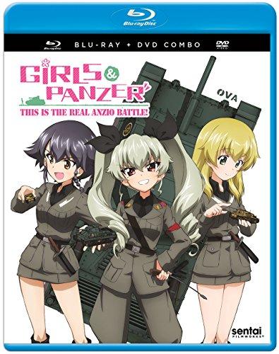 Blu-ray : Girls Und Panzer Ova (With DVD, , Anamorphic, 2 Disc)