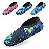 Unisex Water Socks, Oumers Neoprene Booties for Walking Diving Swimming Beach Shore Scuba Fins